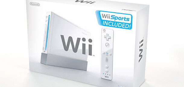 Oturma Odasında Wii