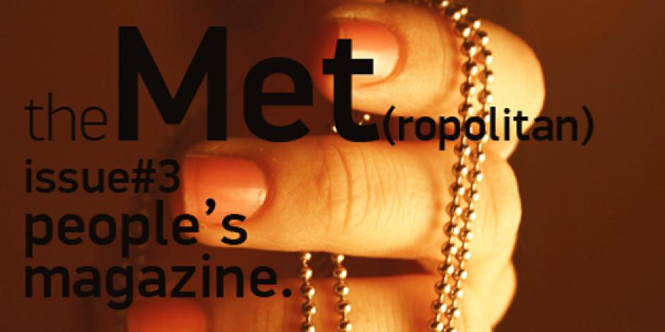 theMagger'ın Bünyesindeki theMet(ropolitan)'da Fatih Güner ile Sosyal Medya Üzerine Röportaj