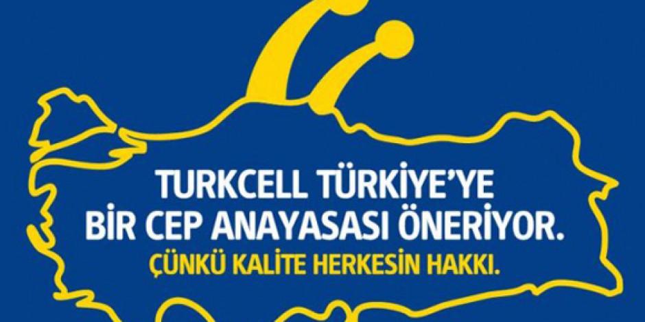 Turkcell'in Cep Anayasası Davalık Oldu [Güncellendi]