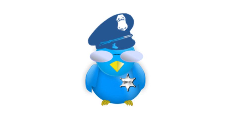 İngiltere Polisi de Twitter Kullanmaya Başladı