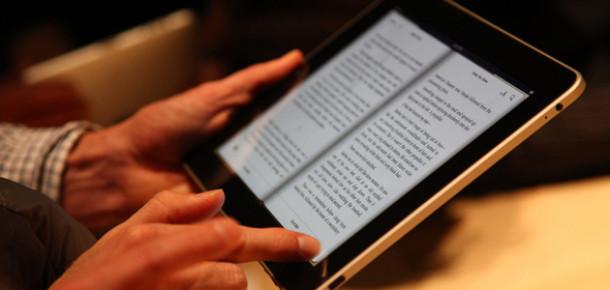 ABD'de E-Kitaplar, Basılı Kitapları Geçiyor