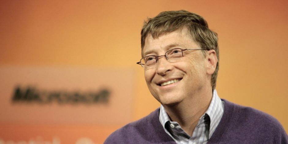 Bill Gates'in Hayatı [Infographic]