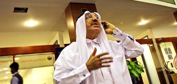 Birleşik Arap Emirlikleri Kurumsal Blackberry'leri Engelliyor