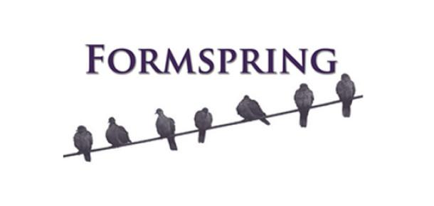 Twitter'dan Esinlenen Formspring, Sitenin Tasarımını Değiştirdi