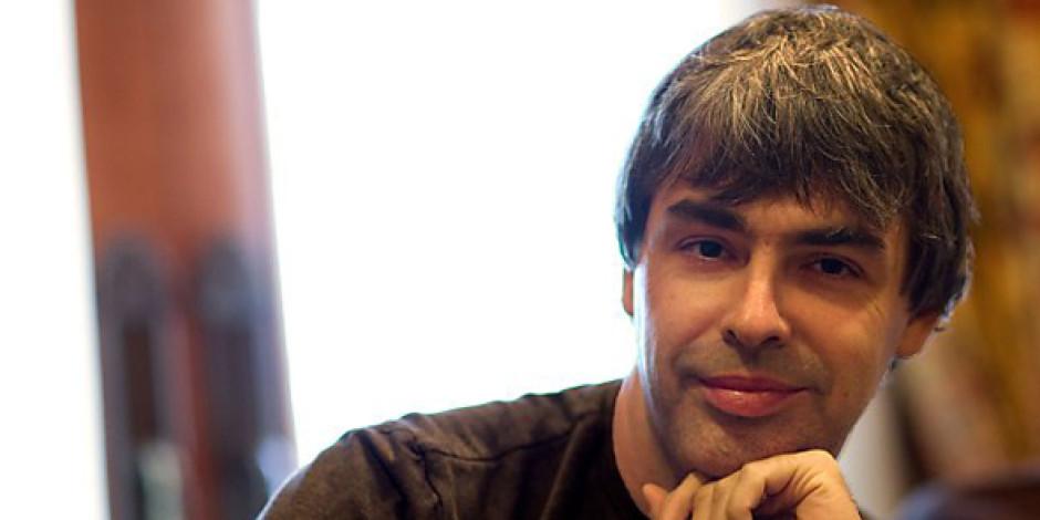 Larry Page İş Başı Yaptı