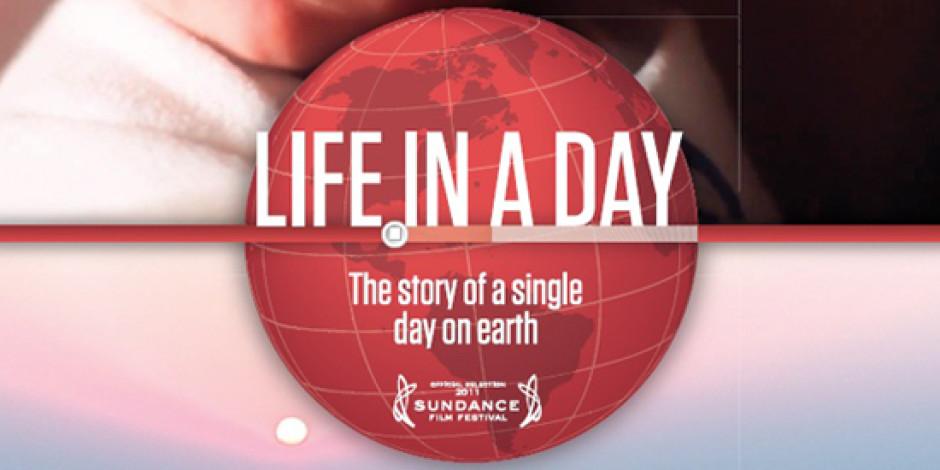 1,125 Yönetmen ile Çekilen Film: Life in A Day
