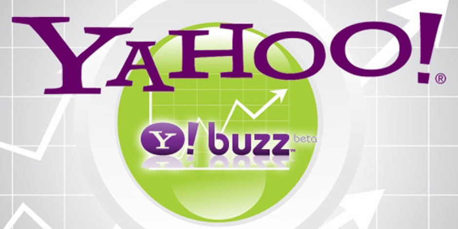 Yahoo! Buzz 21 Nisan'da Kapanıyor