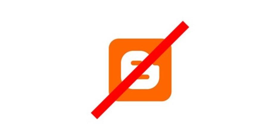 Blogspot Yasağı Blogsport'a Takıldı