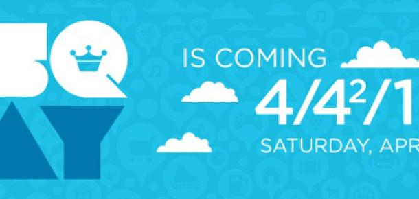 16 Nisan Dünya Foursquare Günü Yaklaşıyor