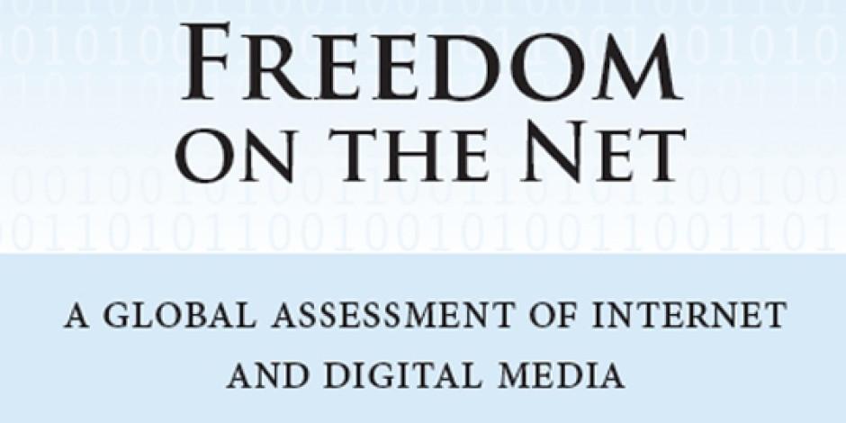 İnternet Özgürlüğünde Türkiye 17. sırada