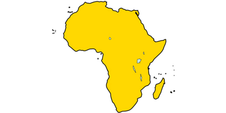 Facebook'un Yeni Kalesi Afrika