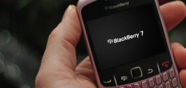 BlackBerry OS 7 Tanıtıldı