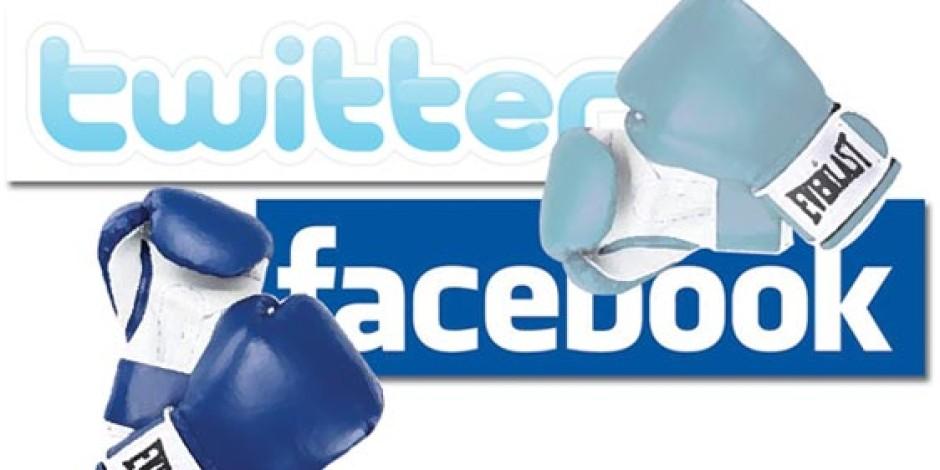 Facebook ve Twitter'dan İlgi Çekici İstatistikler [Infographic]