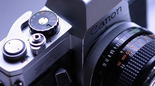 Geçmişten Günümüze Kamera Teknolojisi [Infographic]