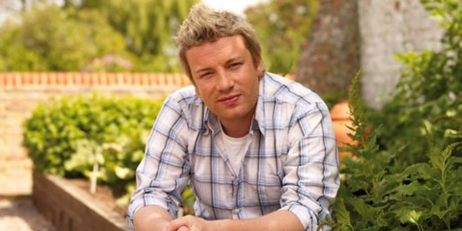 Jamie Oliver Restaurant City'nin Misafiri Oluyor
