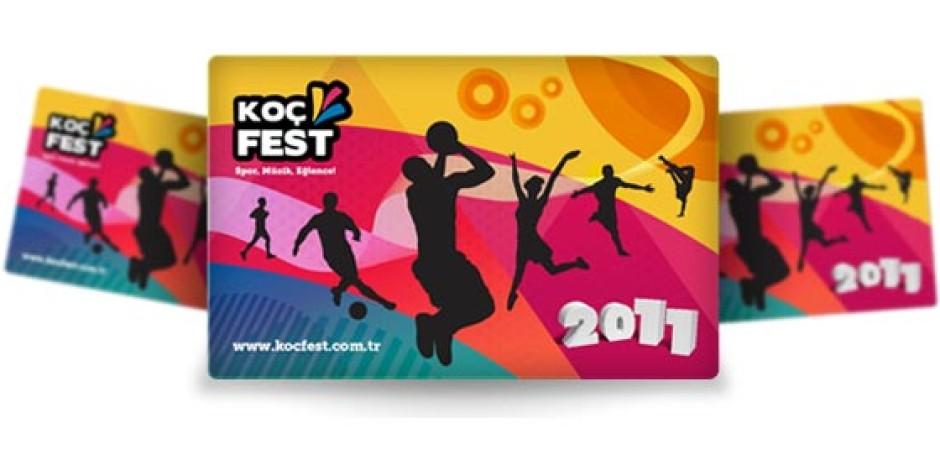 Koç Fest'te Eğlence Facebook'a Taşınıyor