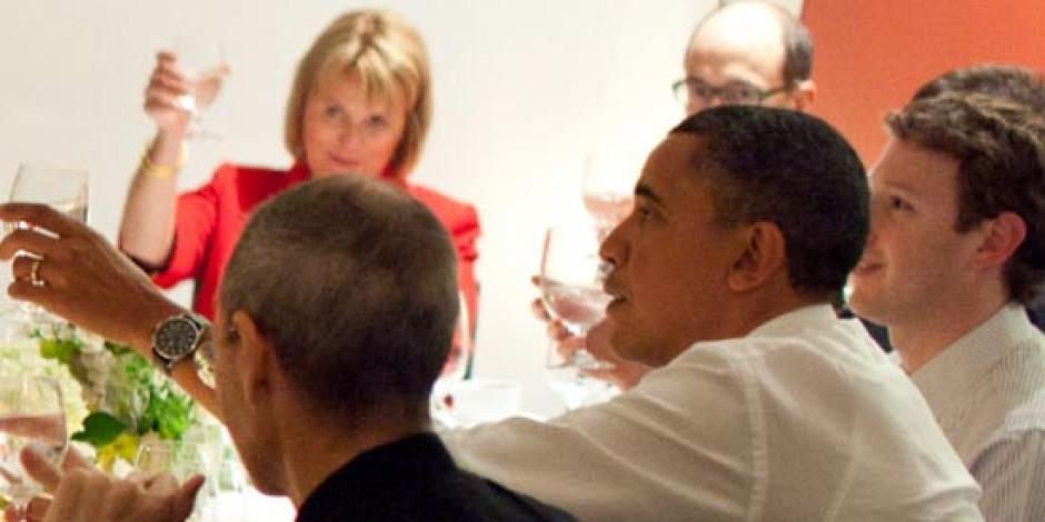 Obama, Twitter CEO'suna İş Teklif Etti