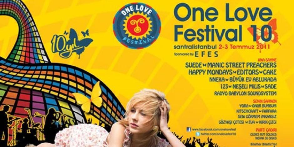 One Love Festival Bu Sene Daha Sosyal!