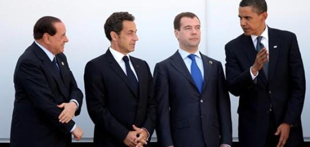 Sarkozy, G8 Öncesinde İnternetin Devleriyle Bir Araya Geliyor
