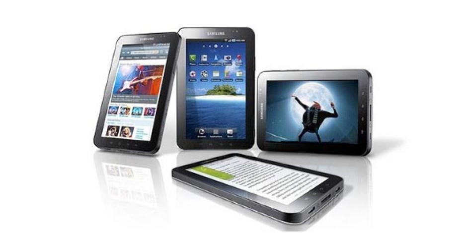 Tablet Kullanıcıları PC'lerine Veda Ediyor