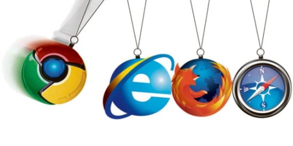 Tarayıcılar, URL Çubuğunu Ortadan Kaldırıyor