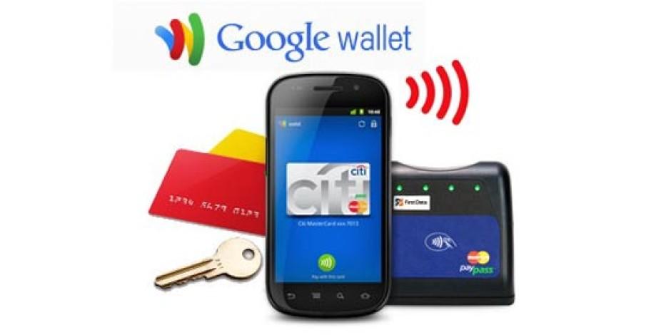 Hoş Geldin Google Wallet!