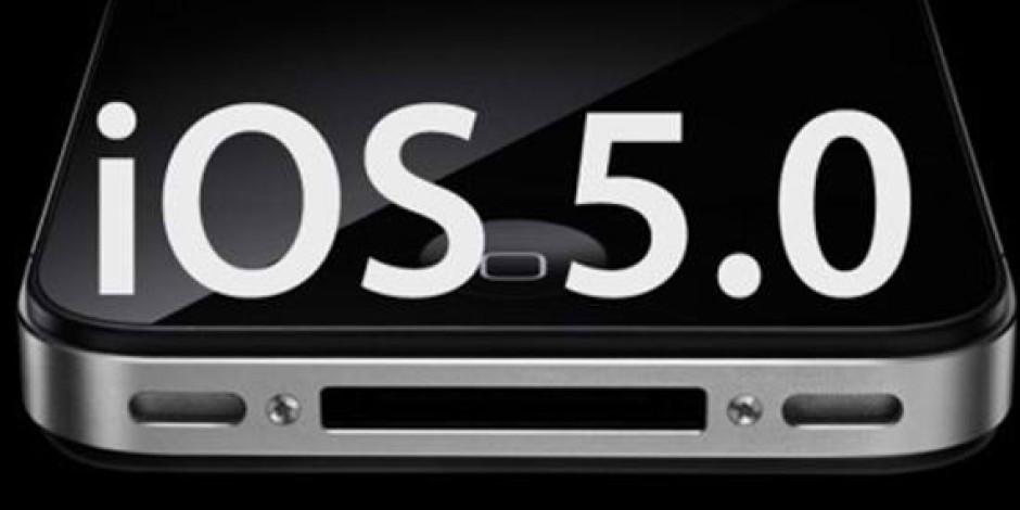 iOS 5 Hangi Yeniliklerle Geliyor?