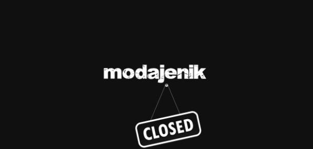 Modajenik'in Ömrü 3 Hafta Oldu
