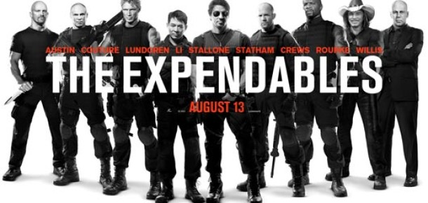 The Expendables'ı Torrent'ten İndiren 23.000 Kişi Dava Ediliyor