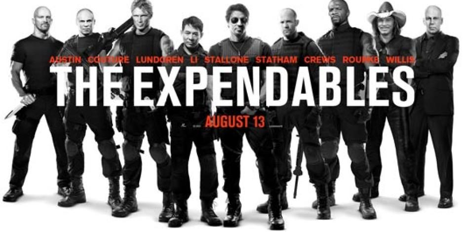 The Expendables'ı Torrent'ten İndiren 23.000 Kişi Dava Ediliyor