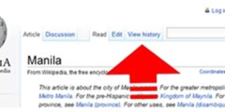 Wikipedia'nın Tarihi [Infographic]