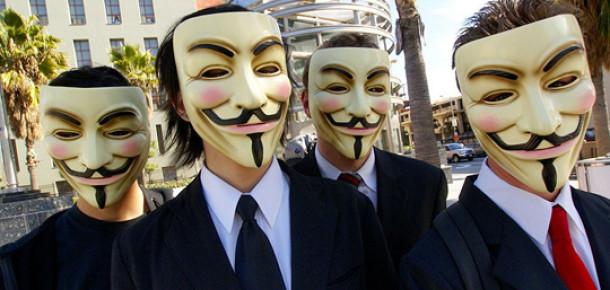 Anonymous, Türkiye'deki İnternet Sansürüne El Atıyor