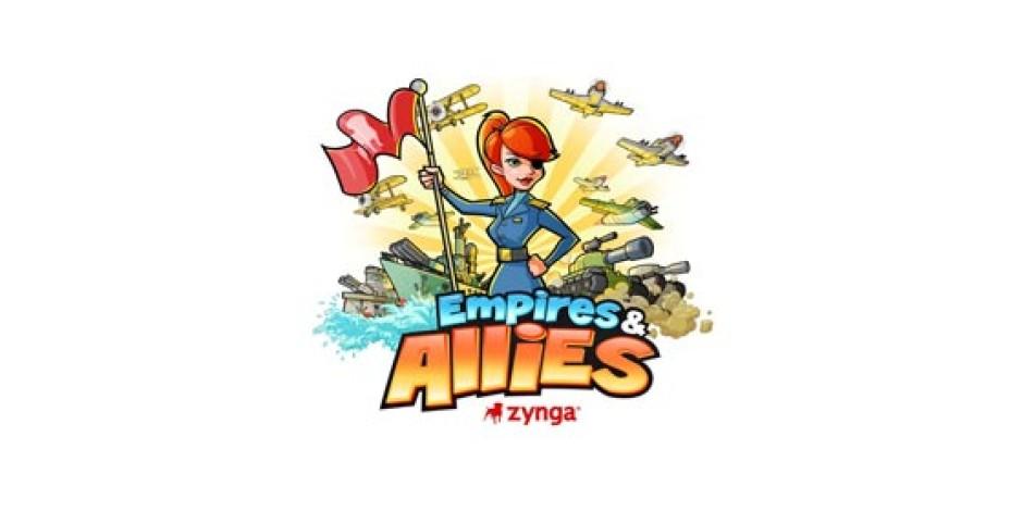 Zynga'dan Yepyeni Bir Oyun: Empires & Allies