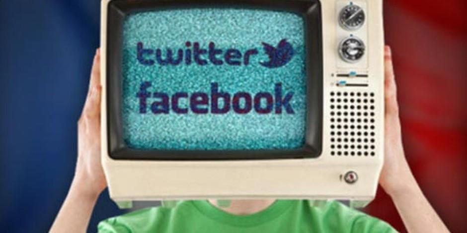 Fransız TV Kanallarında Facebook ve Twitter Demek Yasaklandı