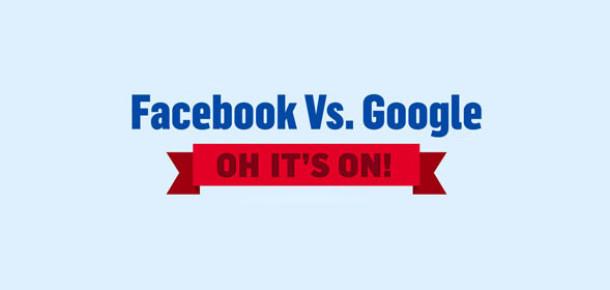 Google mı Facebook mu? [Infographic]