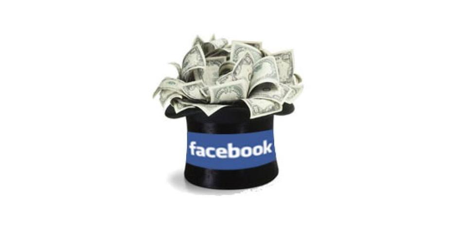 Facebook'un Değeri 70 Milyar Dolara Ulaştı