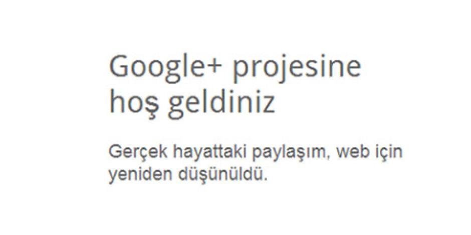 Google'dan Facebook'a Rakip Sosyal Ağ: Google+