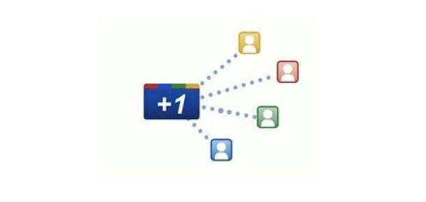 Google +1 Tuşu Kullanıma Açıldı