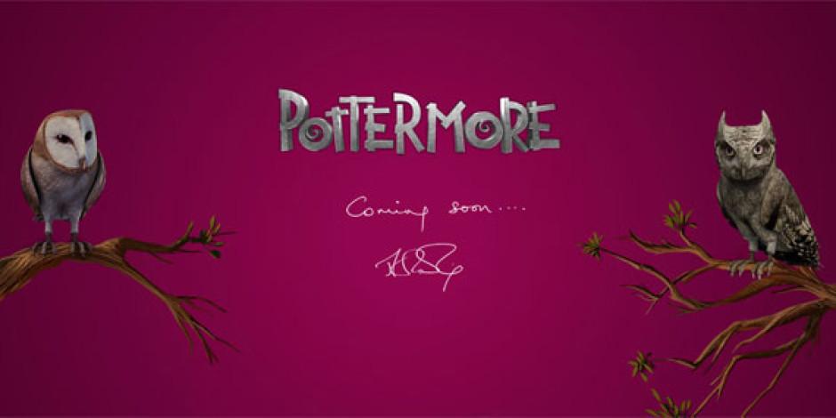 J. K. Rowling'in Yeni Harry Potter Projesi: Pottermore