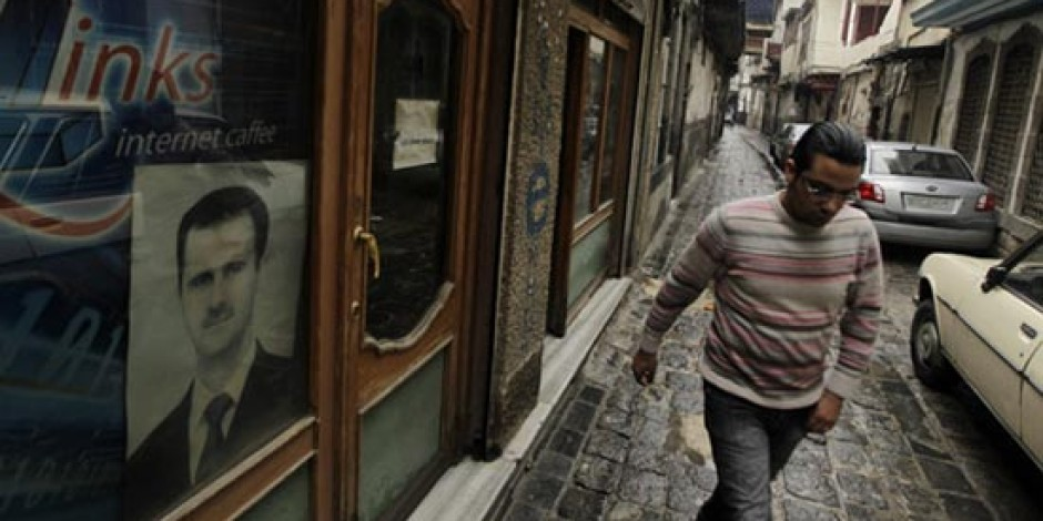 Suriye'de İnternetin Üçte İkisi Kapatıldı