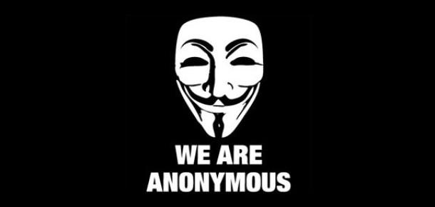Anonymous Saldırıları Başladı