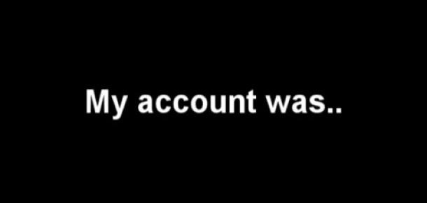 Anonymous'un Sitesi Hacklendi mi?