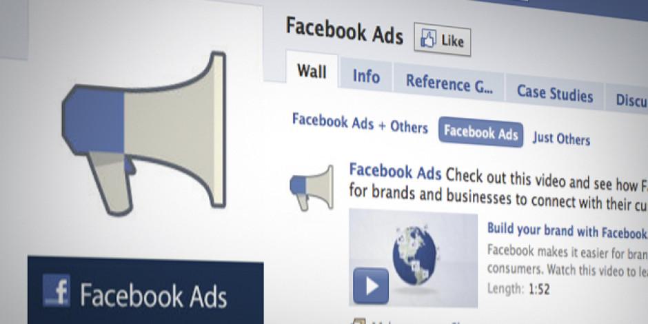 Facebook, ABD'de Görüntülü Reklam Gelirlerinde Bir Numara