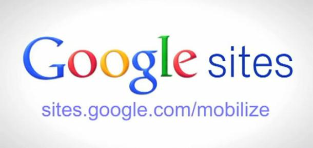Google'dan Ücretsiz Mobil Site Yaratma Servisi