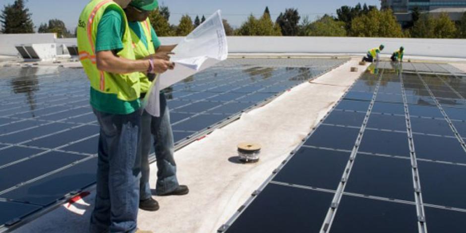 Google Güneş Enerjisine 280 Milyon Dolar Yatırım Yapıyor