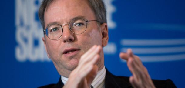 Google Eski CEO'su Eric Schmidt Türkiye'ye Geliyor