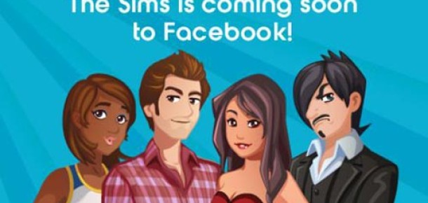 The Sims'in Facebook Oyunu Geliyor