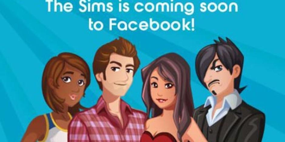 The Sims'in Facebook Oyunu Geliyor