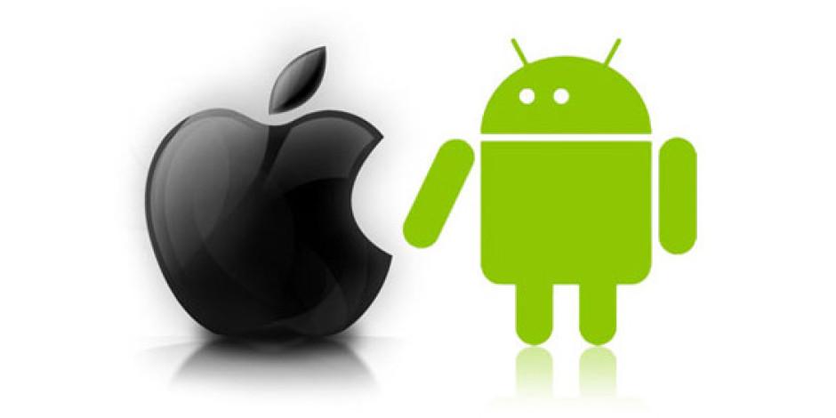 Android, Apple'ı ABD'de Geride Bıraktı