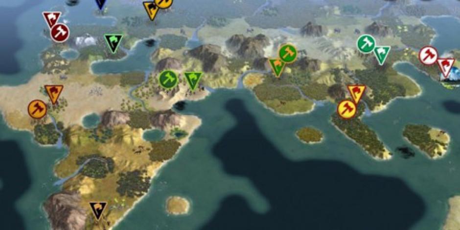Civilization'ın Facebook Oyunu Meraklılarını Bekliyor